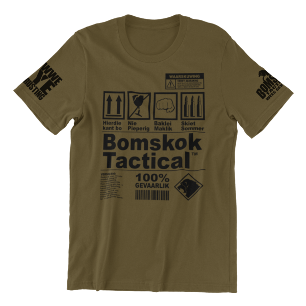 "BOMSKOK TACTICAL™ ""HARDEGAT"""